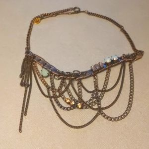 Juicy couture chain chocker style